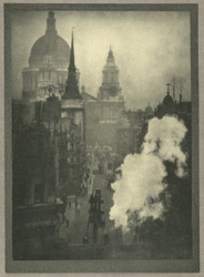 St. Paul's, From Ludgate Circus